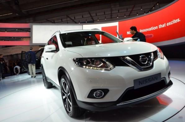 Nissan X Trail